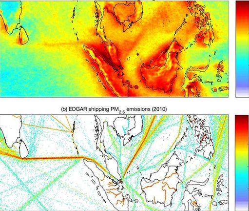 Shipping Triggers More Lightning - Energy sources, Trending