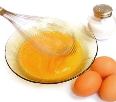 Have Egg White for Balanced Energy Giving Breakfast