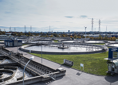 Generating Electricity with Wastewater Treatment Plants