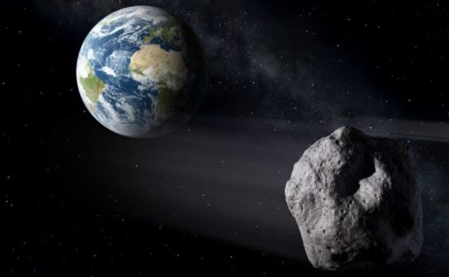 Saving Earth from Potential Destruction of Asteroids