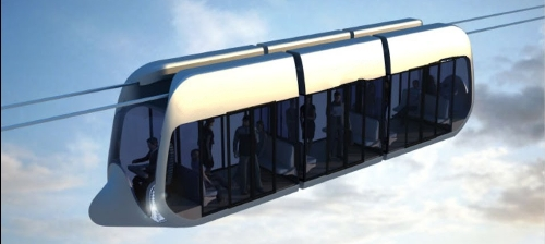 SkyWay: New Generation of Transportation
