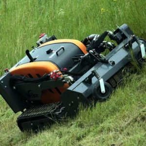 Remote Controlled Lawn Mower Interesting Engineering