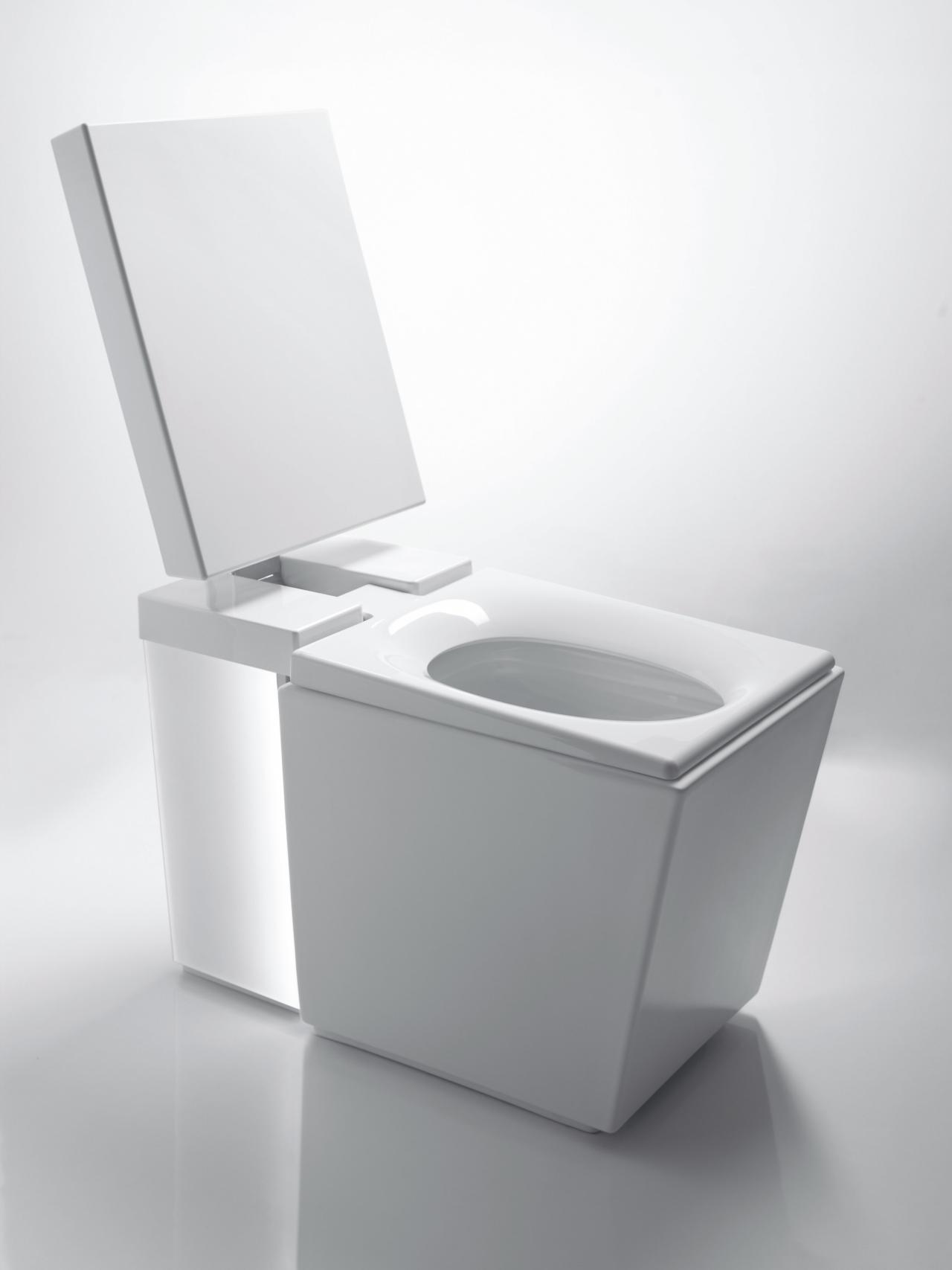 Luxury toilets with no water - Civil/Automobile sector, Interesting ...