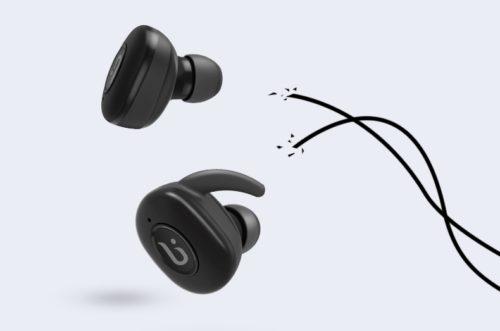 Wireless Ear Bud System