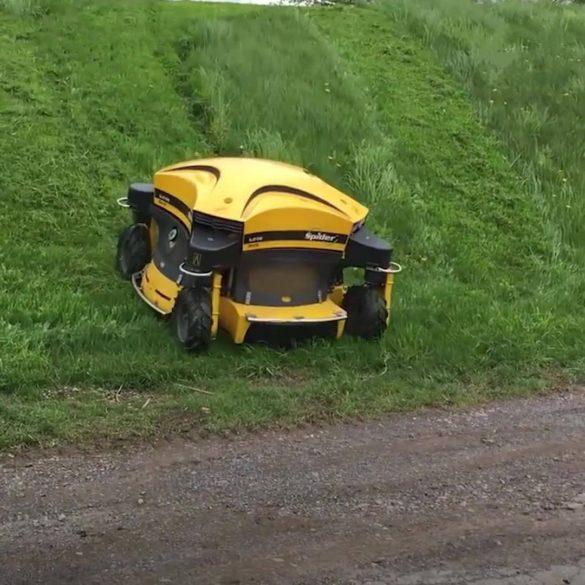 Robo Lawn Grass Cutter