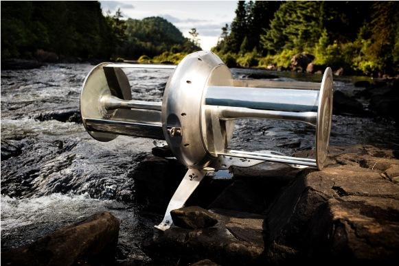 Idenergie River Turbine