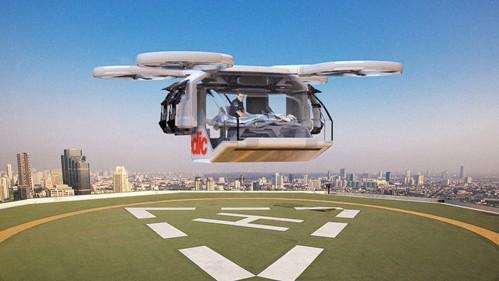Evolution of Unmanned Aerial Vehicles (UAVs)