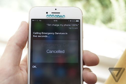 Siri With A Bug And Privacy Breaker