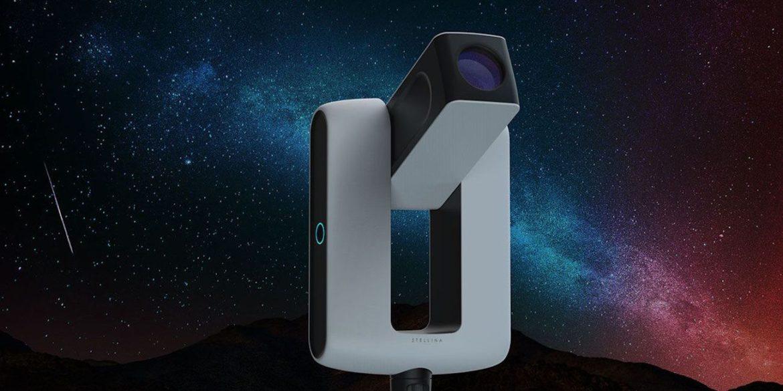Smart Telescope for Stargazing